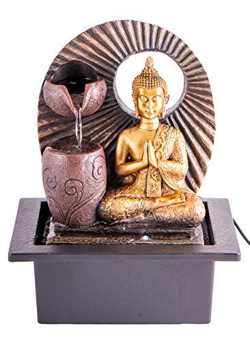 Berk Esoterik Zimmerbrunnen Buddha klein