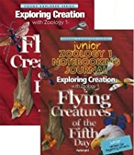 Set (Student Reader and Jr. Notebooking Jouenal Gr 1-3) (Young Explorers Series, Exploring Creation With Zoology 1: Flying Creatures of the Fifth Day)