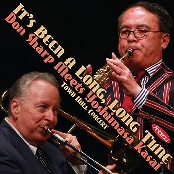 It's Been a Long Long Time - Don Sharp Meets Yoshimasa Ksai