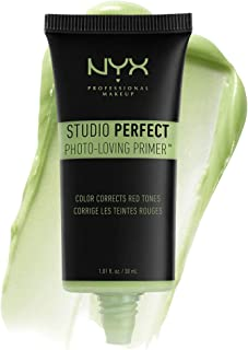 NYX Professional Makeup Studio Perfect Primer, Green 02 Full Size