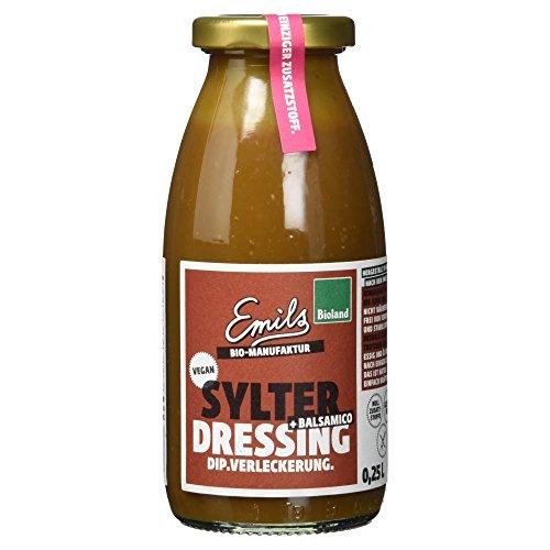 Emils Bio Bioland Sylter Dressing plus Balsamico, 250 ml