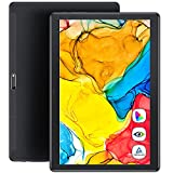 Dragon Touch MAX10 Plus Tablet, Quantum Dot Resolution, Octa Core Processor, 3GB RAM 32GB Storage, Android 10.0, 10.1 inch 1920x1200 FHD Screen, Wide Color Gamut Display, Eye Care, Black