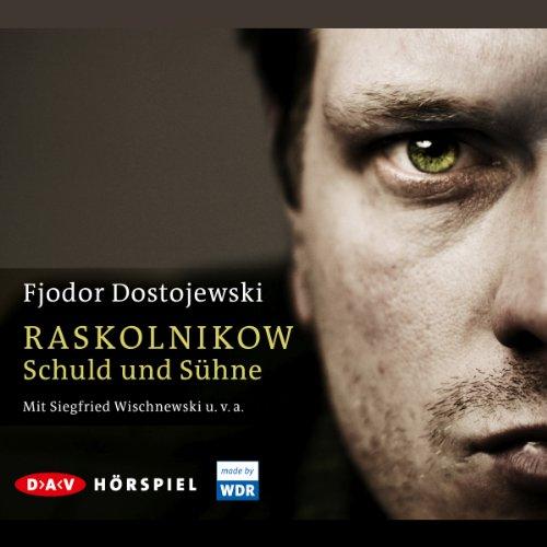 Raskolnikow. Schuld und Sühne cover art