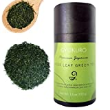 Gyokuro Green Tea – Japanese Green Tea Loose Leaf – Yabukita High Caffeine Loose Leaf Tea – Antioxidant-Rich Green Tea Loose Leaf – Vegan and All-Natural Loose Leaf Japanese Green Tea – 3.5oz