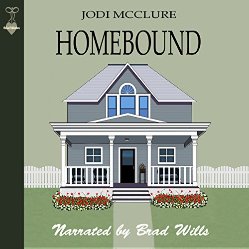 Homebound audiobook cover art