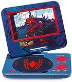 Lexibook - DVDP4SP - Jeu Electronique - Lecteur DVD Portable - Spiderman