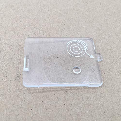 sewing machine bobbin cover - 7