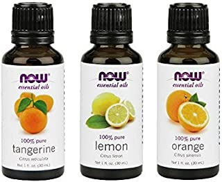 orange and lemon essential oil blend