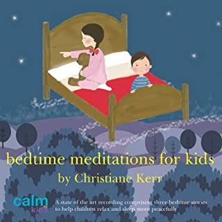 Bedtime Meditations for Kids cover art