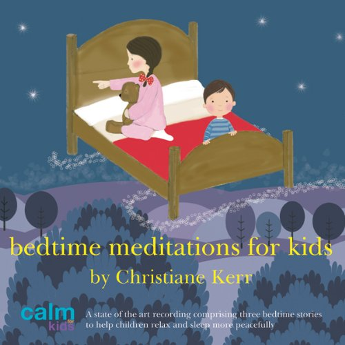 Bedtime Meditations for Kids audiobook cover art