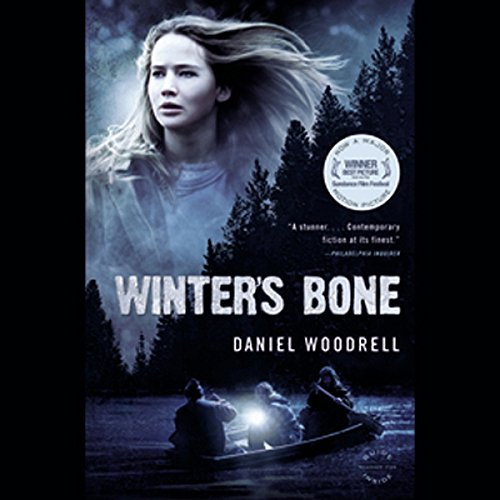 Winter's Bone audiobook cover art