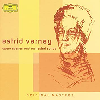 Astrid Varnay - Complete Opera Scenes and Orchestral Songs on DG