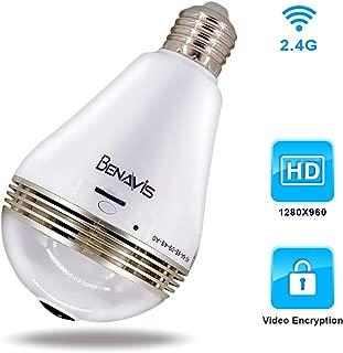 Best hidden light bulb camera Reviews