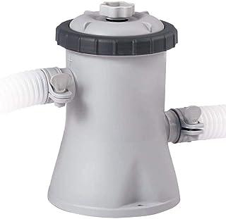 Intex Krystal Clear Cartridge Filter Pump For 6ft, 8ft, 10ft Easy Set Pools And 10ft Prism Frame Pool - 28602