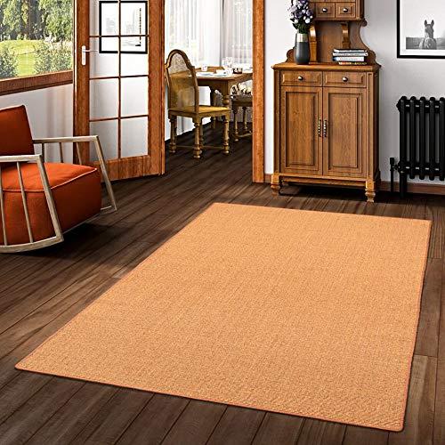ASTRA Sisal Natur Teppich Braun in 24 Größen