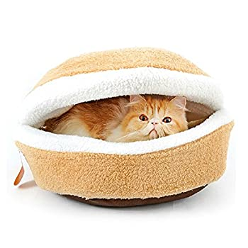 Best clamshell cat bed Reviews