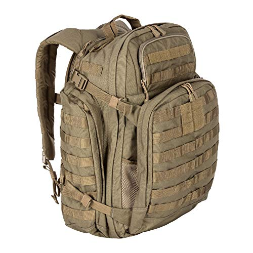 5.11Tactical RUSH72 Military Backpack, Molle Bag Rucksack Pack, 55 Liter Large, Style 58602