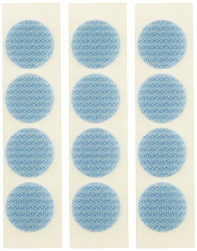 Clover フリーマジックスナップ 6組入り 水色 26-378