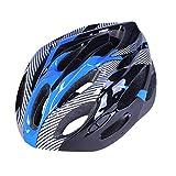 KPPONG Casque Vélo Adulte Homme Femme Léger Réglable VTT Helmet Casques Outdoor Sport Protection de Sécurité BMX Cyclisme Montagne Route Skateboard