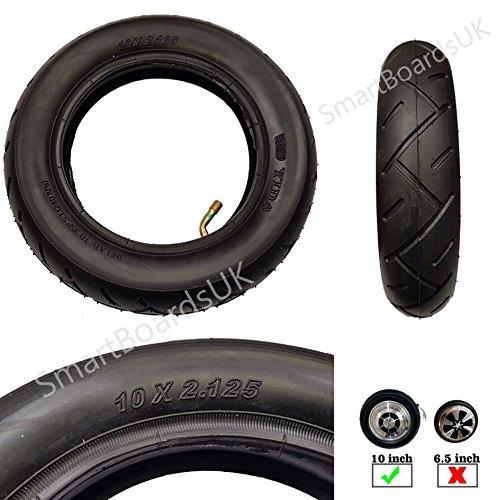 Hoverboard Swegway de 10 pulgadas de neumático y tubo interior - 10 'neumático y tubo interior (CUBIERTA Y TUBO INNER)