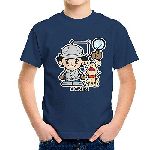 Cloud City 7 Lil Inspector Gadget T-shirt voor kinderen