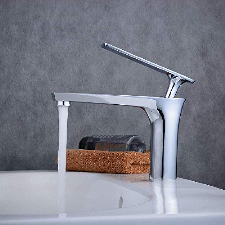 Wasserhahn Mischbatterien Für Waschbecken Modern Chrom Kupfer Spiegel Einhebel Waschraum Waschbecken Wasserhahn