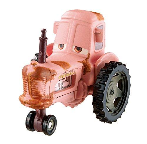 Disney Pixar Cars Deluxe Oversized Die-Cast Vehicle, Tractor