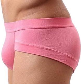 Jixin4you Mens Modal Cotton Low Waist Briefs Underwear A06