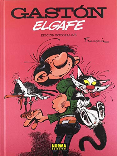 GASTON ELGAFE 3. EDICION INTEGRAL: Edición integral 3 ⭐