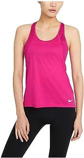 NIKE Women's W Nk Run Tank T-Shirt