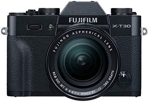 Fujifilm X-T30 Fujinon 18-55/2.8-4.0 XF R LM OIS