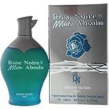 Rose Noire Men Absolu by Giorgio Valenti,Eau De Toilette Spray 3.3 Ounce by Giorgio Valenti