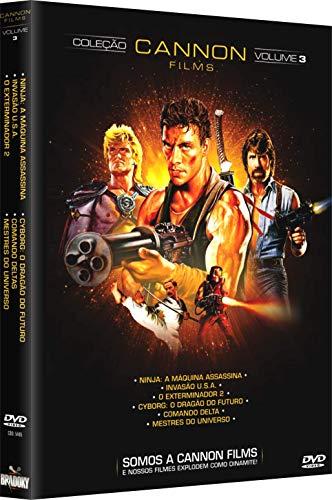 COLEÇÃO CANNON FILMS - VOLUME 3