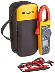 Connect your meter to your smartphone with Fluke Connect Measurements Read measurements on your phone at a safe distance, wearing less PPE while your meter takes all the risks Record results directly to your phone and the Cloud 600 A ac and dc curren...