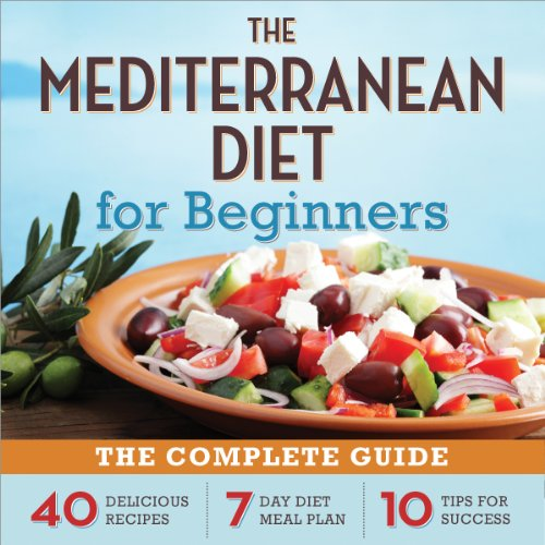 The Mediterranean Diet for Beginners Audiobook By Rockridge University Press cover art