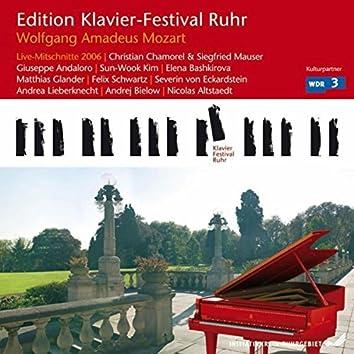 Mozart: Live Recordings (Edition Ruhr Piano Festival, Vol. 14) (Live)