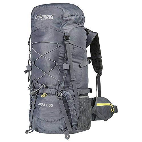 COLUMBUS-ARATZ 60 Zaino da Trekking 60 Litri