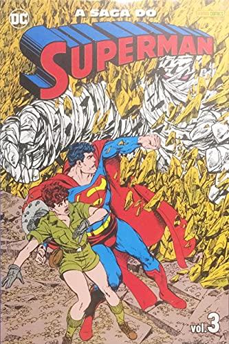 A Saga do Superman Volume 3