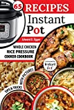 Recipes Instant Pot: Whole Chicken, Rice Pressure Cooker Cookbook.