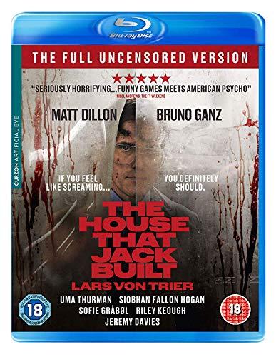 Blu-ray1 - House That Jack Built. The (1 BLU-RAY)
