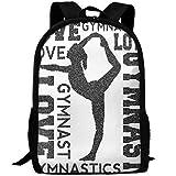 Cymo Love Gymnastics Backpack