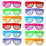 THE TWIDDLERS 50pcs Atzen Brille Party - Shutter Kinder Partybrille - ideales Innenspielzeug für...