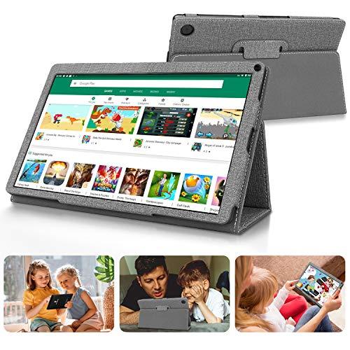 Tablet para Niños con WiFi, IPS Android 9.0 Google Certificación GMS, 9 Pulgadas 3GB RAM +32GB ROM/64GB,Entertainment Educativo Tablet Infantil Quad Core Doble Cámara Tablet para ni?os /Bluetooth