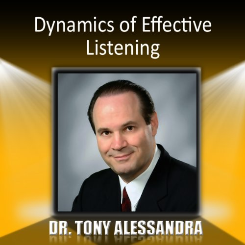 Dynamics of Effective Listening audiobook cover art