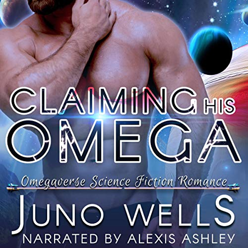 Claiming His Omega: MF Omegaverse SF Romance Titelbild