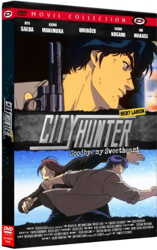 City Hunter : Goodbye My Sweetheart-Movie Collection