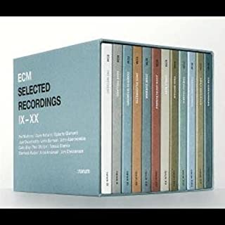ECM :Rarum Selected Recordings Vol IX-XX [Box Set] by Pat Metheny (2008-11-18)