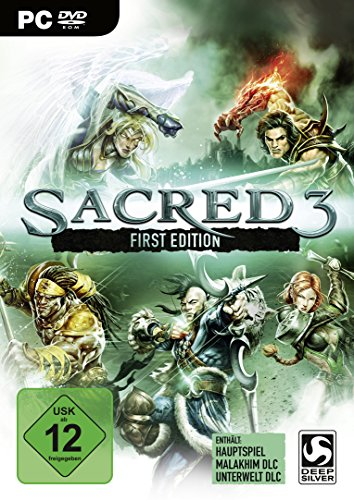 Sacred 3 (First Edition)