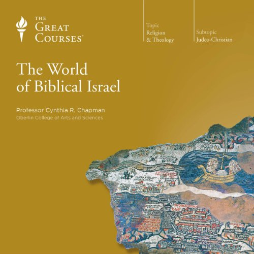 The World of Biblical Israel audiobook cover art