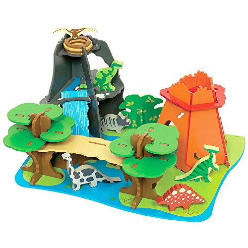 Big Sale Best Cheap Deals Bigjigs Toys JT110 Heritage Playset Dino Island
